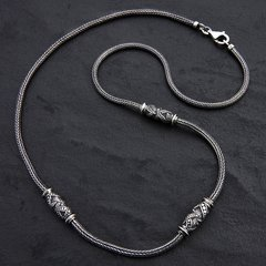 03. Geo-003 - SterlingSilver/Necklace