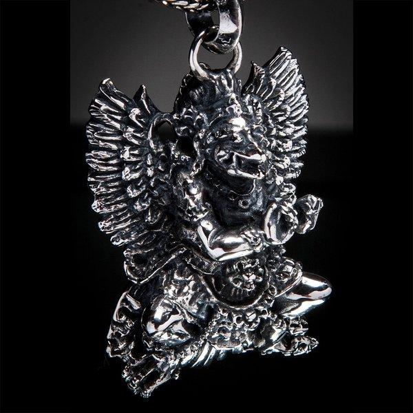 75. Garuda/SterlingSilver/Pendant