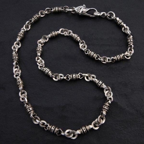09. Geo-009 - SterlingSilver/Necklace