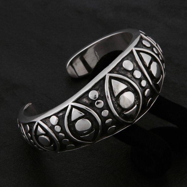 38. Geo-038 - SterlingSilver/Bracelet