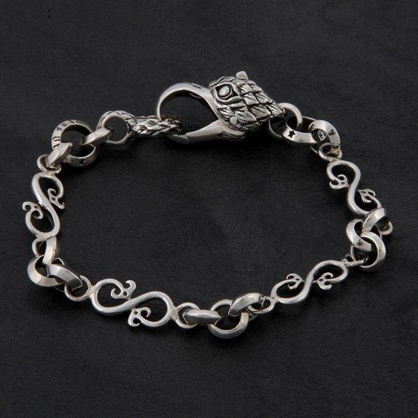 15. Geo-015 - Sterling Silver/Bracelet
