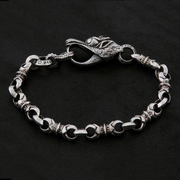 07. Geo-007 - Sterling Silver/Bracelet