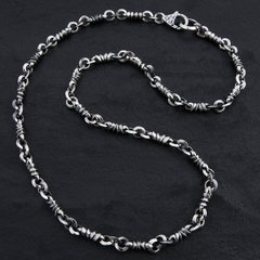 10. Geo-010 - SterlingSilver/Necklace