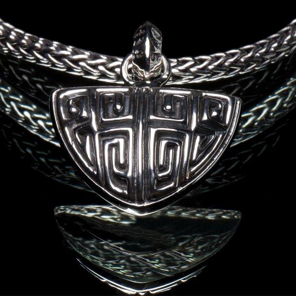 88. AncientDesign/SterlingSilver/Pendant