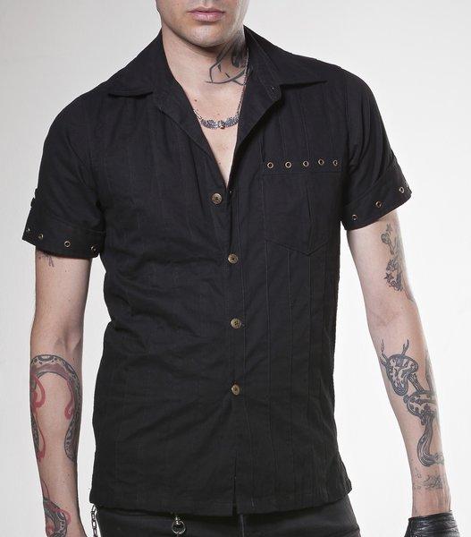 Short Sleeve Shirts 3 - BL