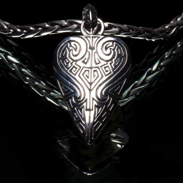 82. AncientDesign/SterlingSilver/Pendant