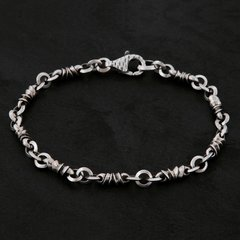 10. Geo-010 - Sterling Silver/Bracelet