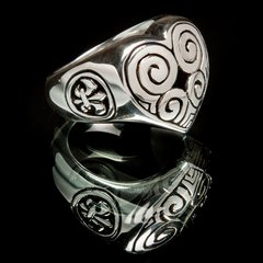 22. Heart - Sterling Silver/Ring