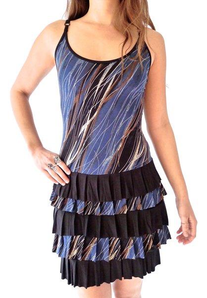 Dress 08 - Ocean Rain