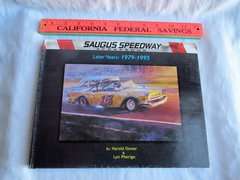 Saugus Speedway Scrapbook Later Years 1979-1995