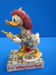 Donald Duck Fireman