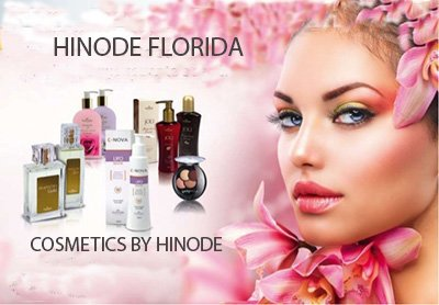 Cosmetics By Hinode