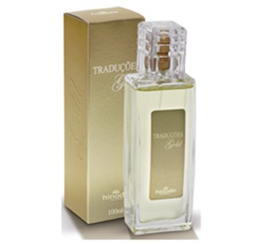 Angel Gold Translations Perfume For Women Cosmetics By Hinode In