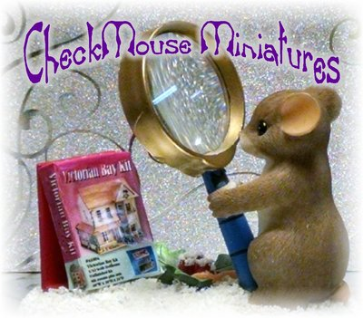 CheckMouse Miniatures