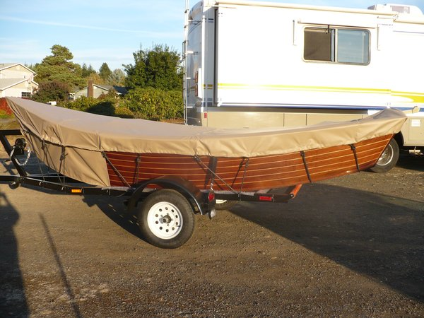 Custom Drift Boat Cover Made In Oregon Five C S Boat