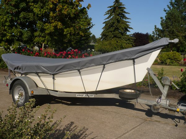 Slide Rite Drift Boat Cover Custom Boat Cover Boat