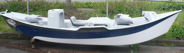 Custom Made In Oregon Clackacraft Clacka Drift Boat Cover