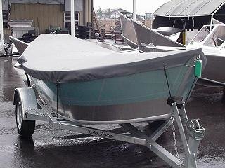 Alumaweld Drift Boat Cover Custom Boat Cover Boat