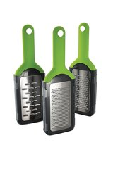 Grater Bundle (Coarse, Fine and Shaver Graters)