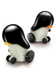 Salt & Pepper Rolling Penguins