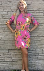 Love My Life Floral Dress