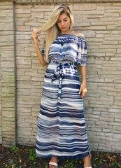 Ocean Vibes Maxi Dress