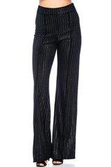 Velvet Straight Leg Pant