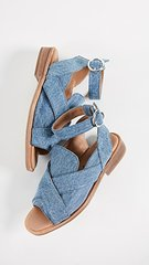 Free People Denim Catherine Loafer