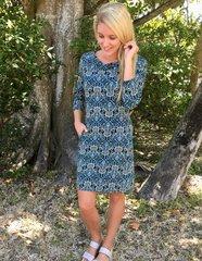 Zen Knits April Dress