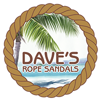 Dave's Discount Rope Sandals