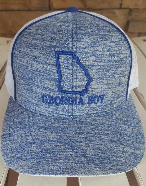 Gen 3 Blue Georgia Boy Cap