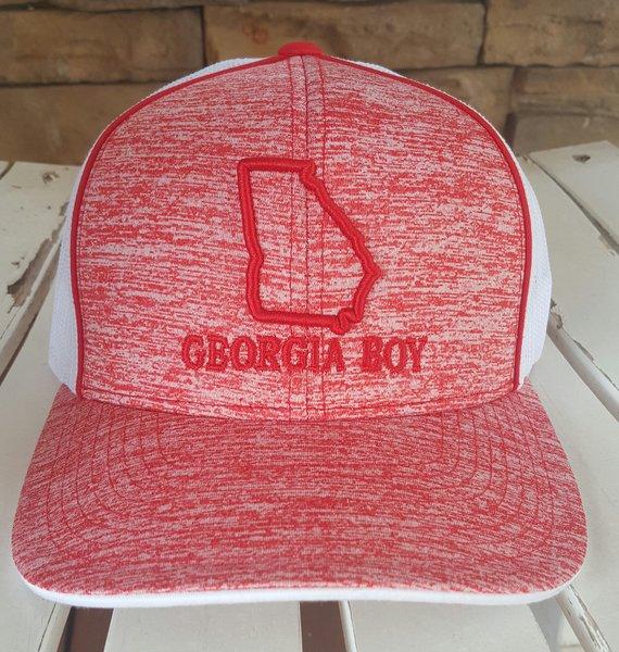 Gen 3 Red Georgia Boy Cap
