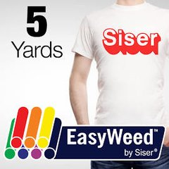 "Siser Easyweed HTV 15"" x 5 yards Sheet"