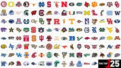 College Team colors Siser HTV or Oracal 651 packs ~ Georgia - Maine