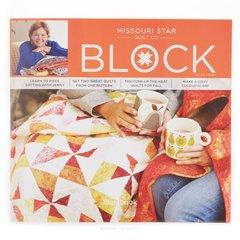 Missouri Star Quilt Co. Block Idea Book Fall vol 1 Issue 5