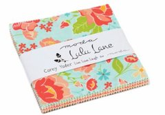 Lulu Lane Charm Pack (5 x 5 squares) by Corey Yoder for Moda Fabrics