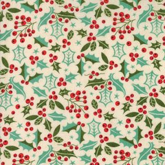 BerryMerry Cream Print designed by BasicGrey for Moda Fabrics