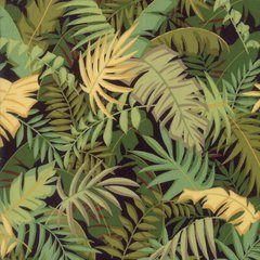 Collection for a Cause Sunshine Caribbean Foliage designed by Howard Marcus for Moda Fabrics, 100% Premium Cotton by the Yard