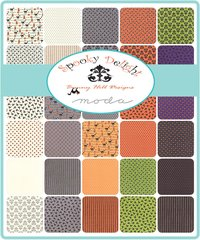 Spooky Delights Assorted Colors by Bunny Hill Designs for Moda