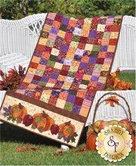 Bountiful Harvest Table Runner by Shabby Fabrics