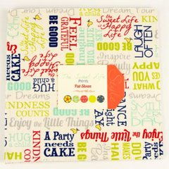 "Sweet Life Prints Layer Cake (40 - 10"" x 10"" squares) designed by Pat Sloan for Moda Fabrics, 100% Premium Cotton"
