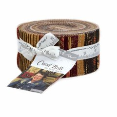 Coral Bells Jelly Roll designed by Jan Patek for Moda Fabrics, 100% Premium Cotton