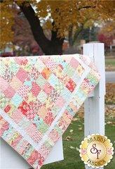 "Summertime Charm Pattern by Shabby Fabrics, 57"" x 57"""