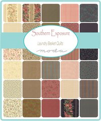Southern Exposure Assorted Colors by Laundry Basket Quilts for Moda