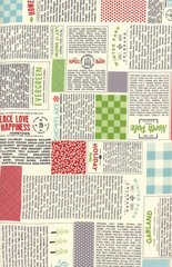 Hometown Christmas Edition Multi Print designed by Sweetwater for Moda Fabrics, 100% Premium Cotton by the Yard