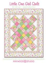 Little One Girl Quilt Pattern