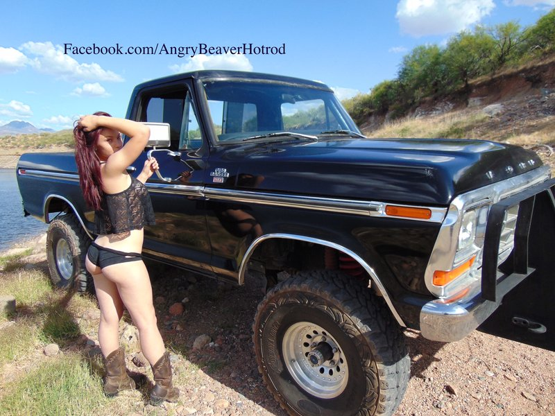 Ford F 150 Lifted >> 79 Ford F-150 4x4 | Angry Beaver Hotrod And Custom Cycle