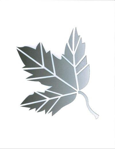 Silver Leaf Gems