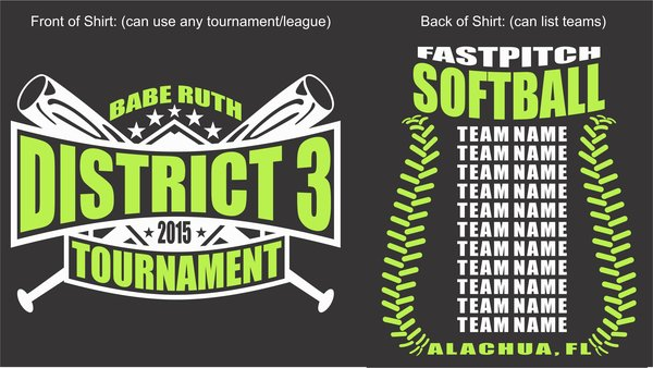 Softball Tournament Vinyl Design Mel S Bling N Things