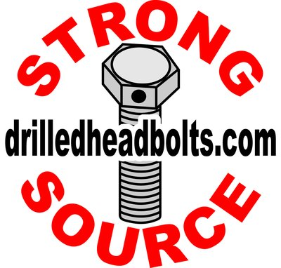 DRILLED HEAD BOLTS.COM